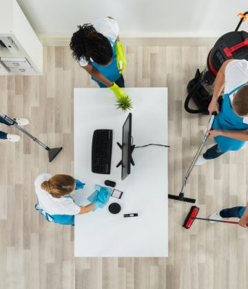 Entreprise D'entretien et de nettoyage Recrute (Urgent)